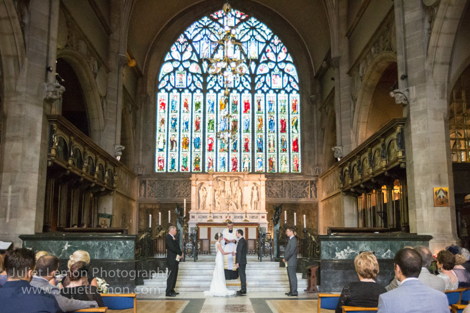 Juliet Lemon Photography - Century Club London Wedding - Holy Trinity Church Sloane Square Wedding -  AD_107_OS7A3246