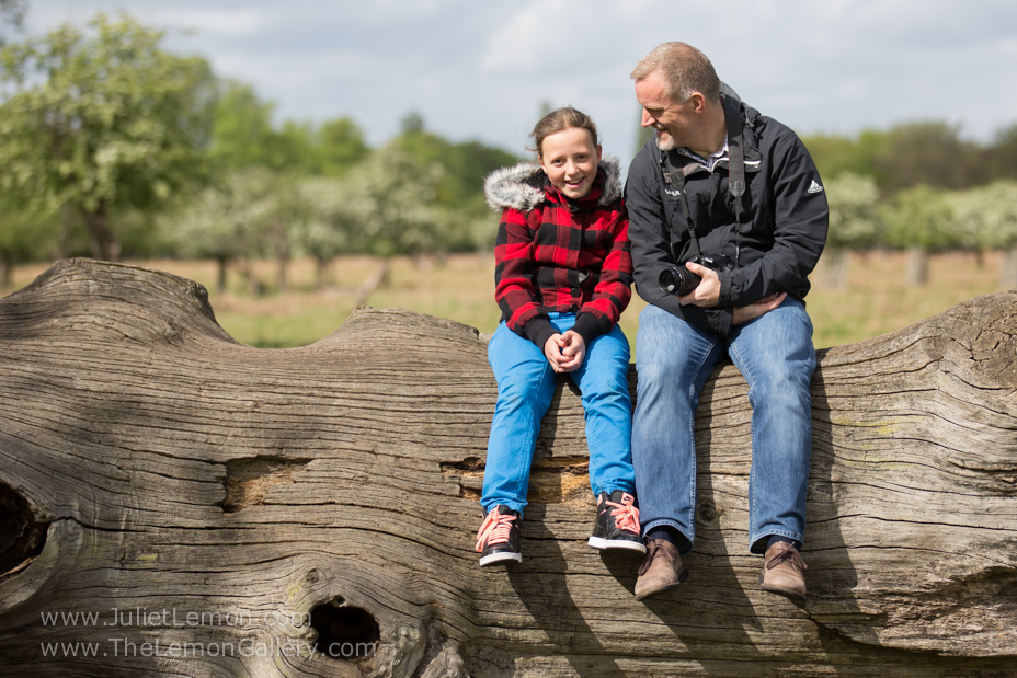 juliet lemon photography - family father daughter photo lesson - bushy park teddington - KM_057_389B0385
