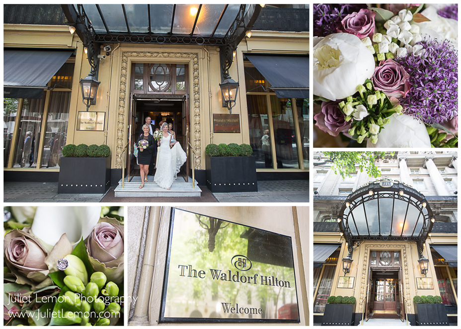 Juliet Lemon Photography - Century Club London Wedding - waldorf hilton aldwyich wedding - amy & david_03_if