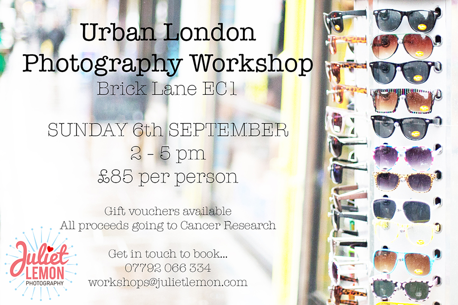 brick lane  london photography workshop - juliet lemon