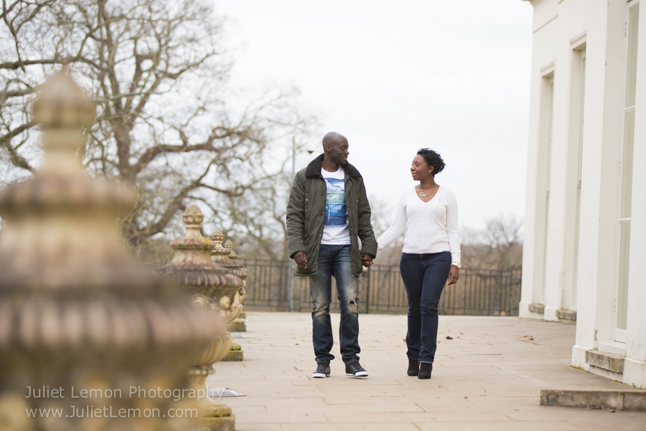 Juliet Lemon Photography - hylands park essex engagement shoot - OS6A1242