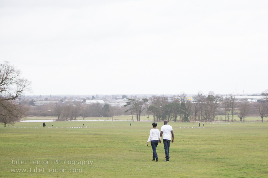 Juliet Lemon Photography - hylands park essex engagement shoot - OS6A1265