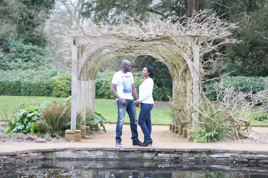 Juliet Lemon Photography - hylands park essex engagement shoot - OS6A1307