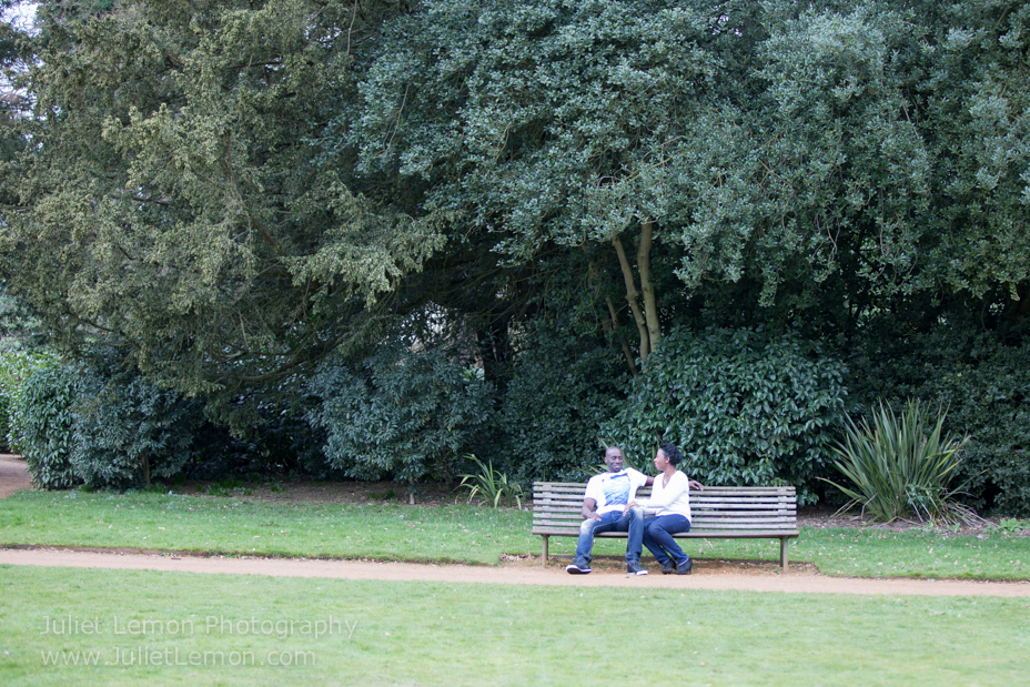 Juliet Lemon Photography - hylands park essex engagement shoot - OS6A1364