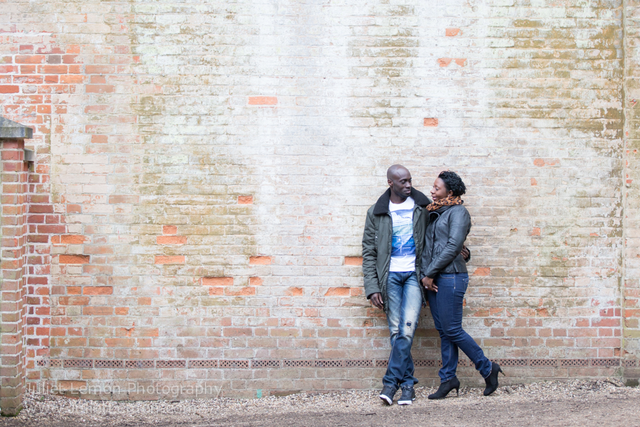 Juliet Lemon Photography - hylands park essex engagement shoot - OS6A1375