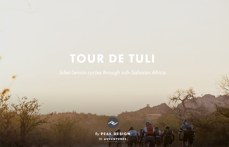 peak design field note juliet lemon putney photographer cyclist africa